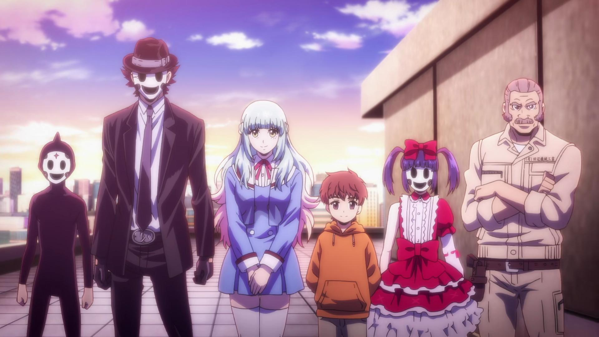 Best anime similar to High-Rise Invasion