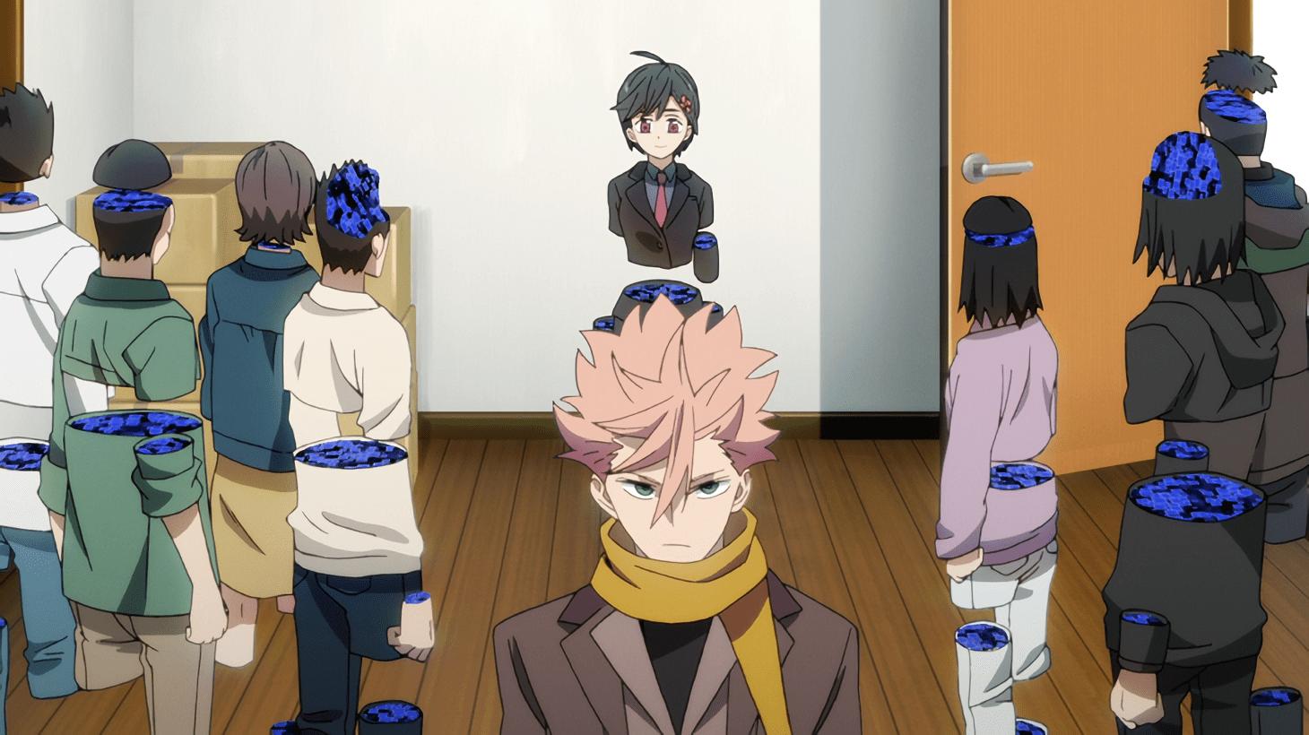 suspense anime similar to High-Rise Invasion