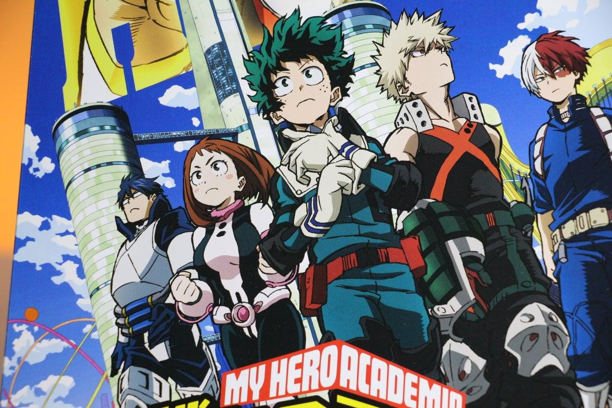 My Hero Academia Class-1A