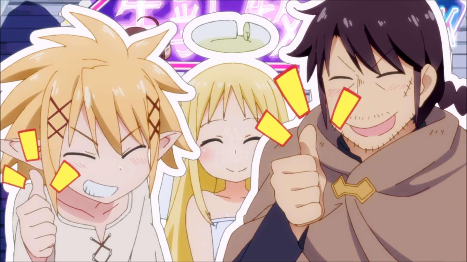 Best anime similar to ishuzoku reviewers, Ishuzoku Reviewers