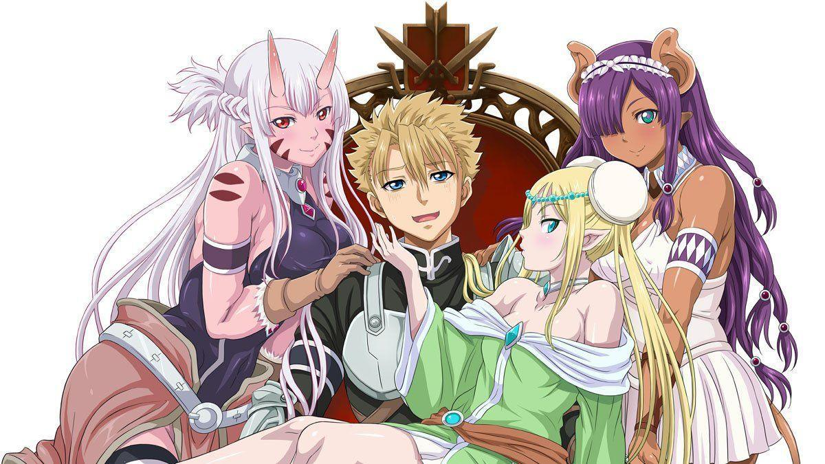 Fantasy anime like ishuzoku reviewers, Peter Grill and the Philosopher's Time