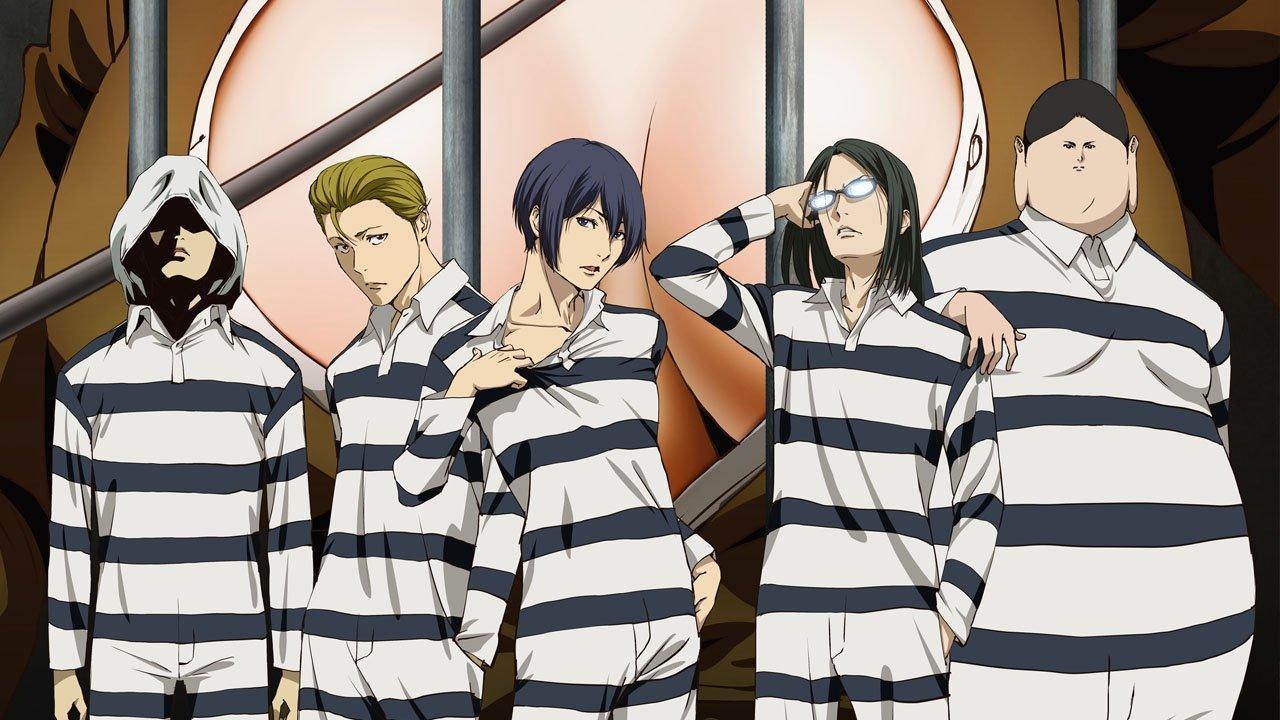 Best ecchi anime like ishuzoku reviewers, Prison School