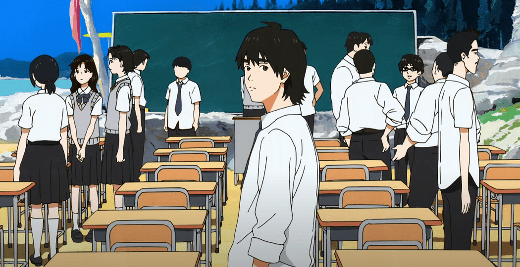 Other world anime similar to High-Rise Invasion, Sonny Boy