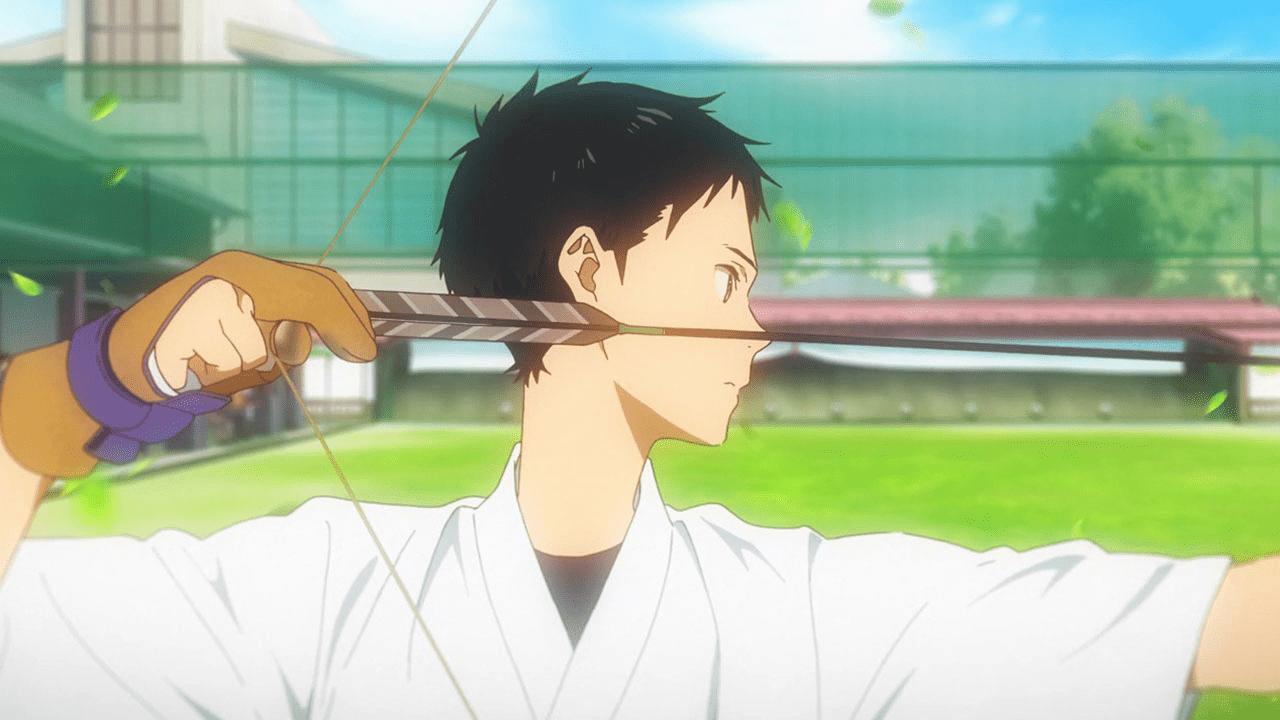 Tsurune Anime Film Bits
