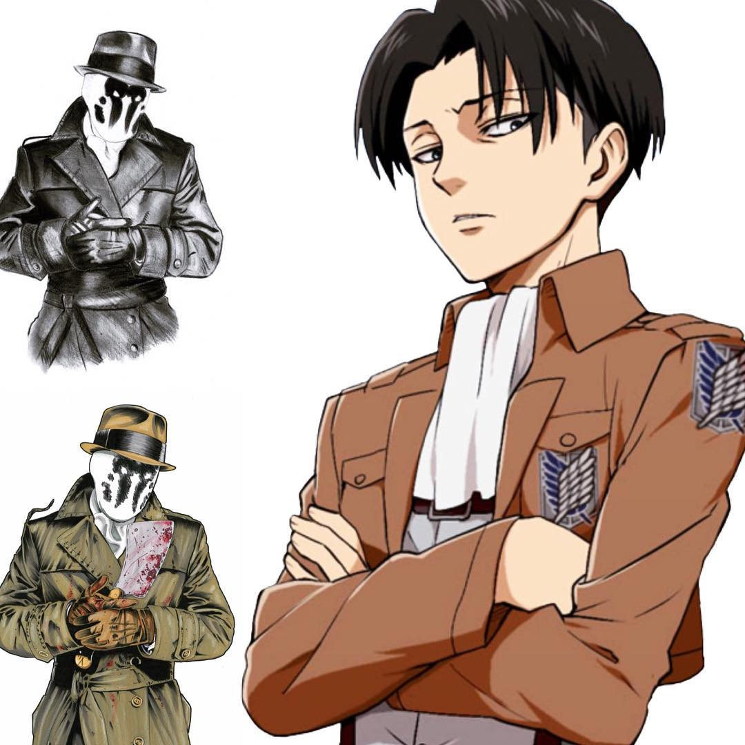Attack on Titan Reveals Levi was Inspired by DC Character
