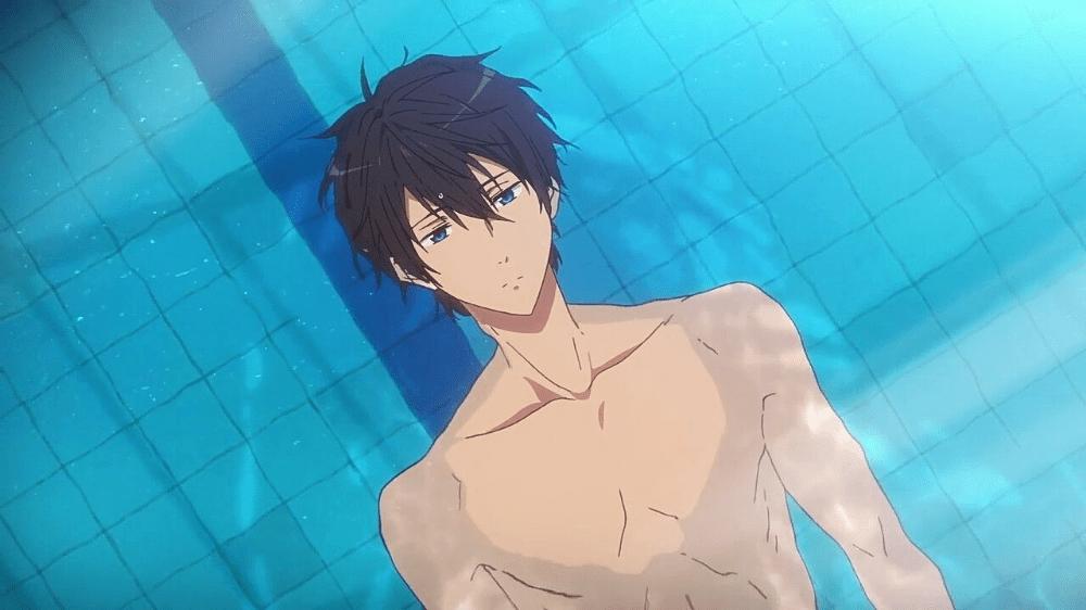 Free! Iwatobi Swim Club Glimpse