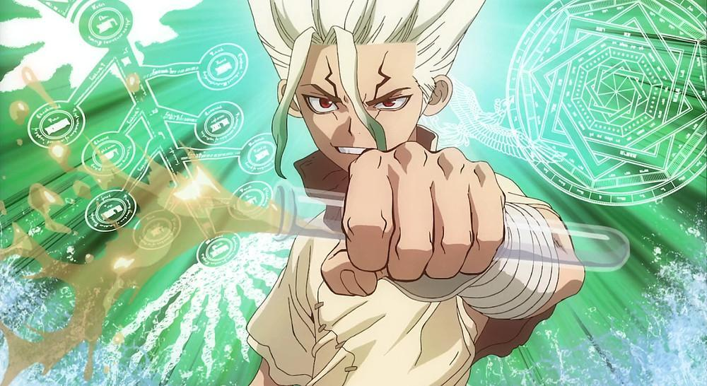 Dr. Stone Series Unravels an Unexpected Petrification In Chapter 213