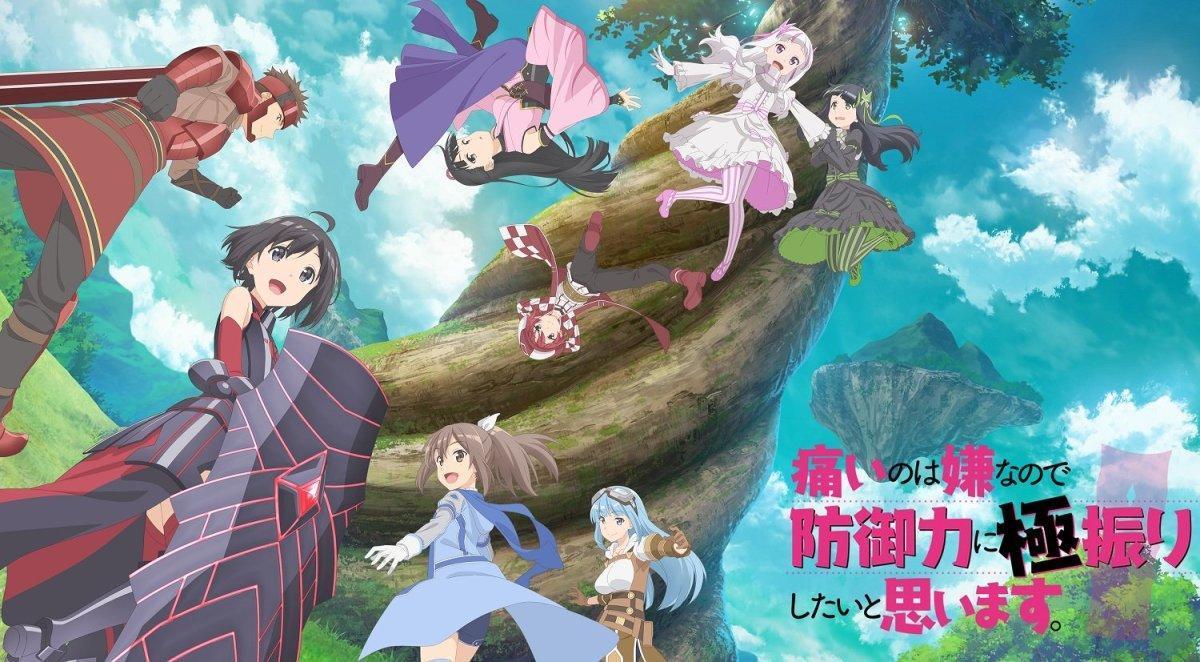 Best Isekai Animes Like BOFURI