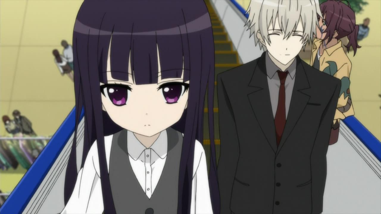 Shoujo anime like Koikimo, Inu X Boku Secret Service
