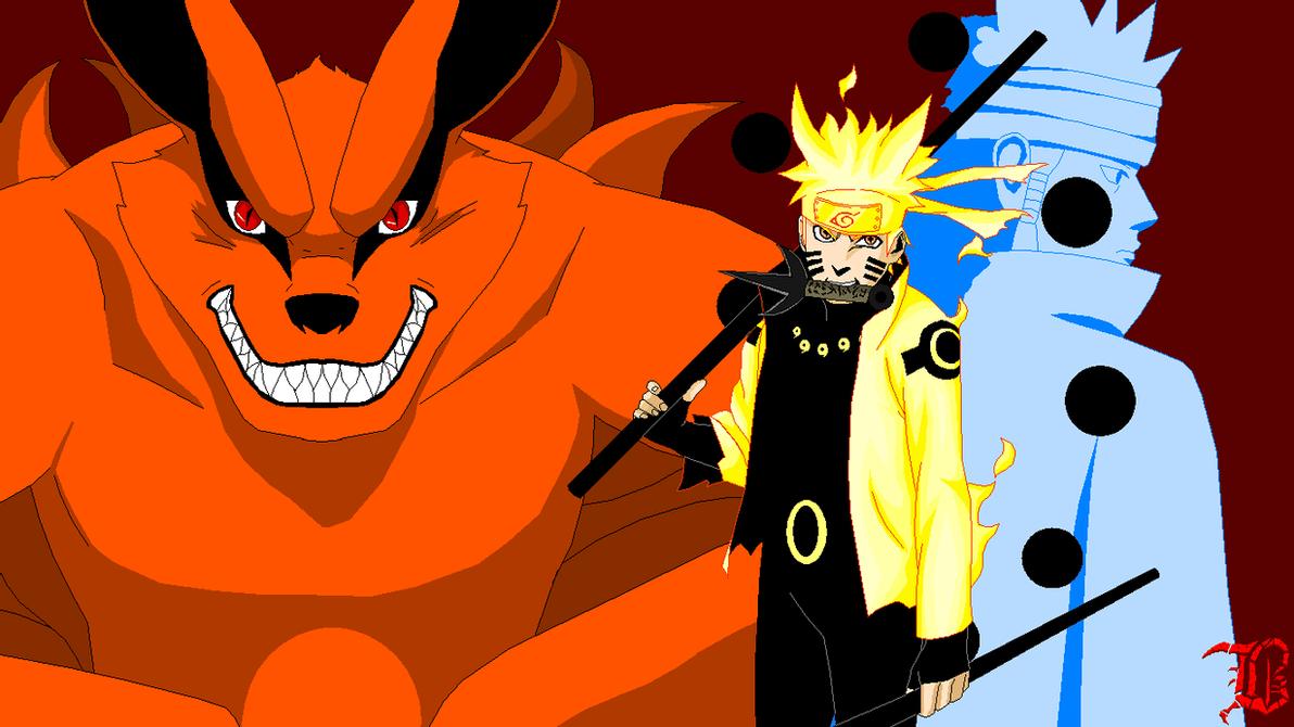 Naruto full power