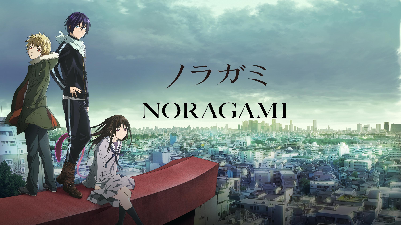 Supernatural anime you should watch if you like jitsu kaizen, Noragami