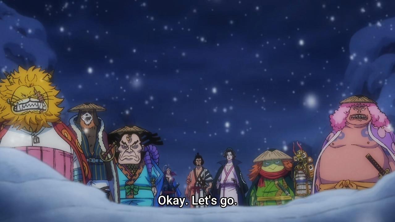 One Piece Episode 994