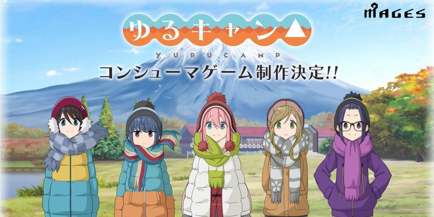 Laid-Back-Camp-Movie-Released-New-Teaser!