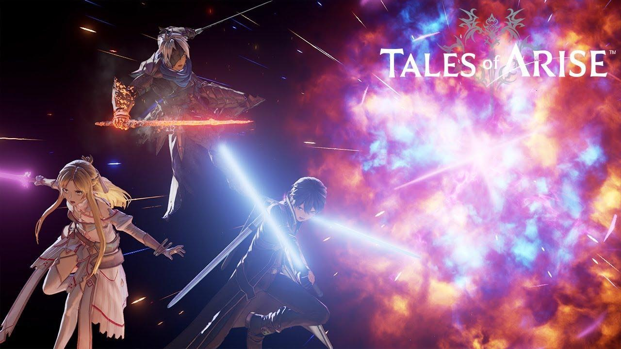 Kirito and Asuna To Appear In Tales Of Arise