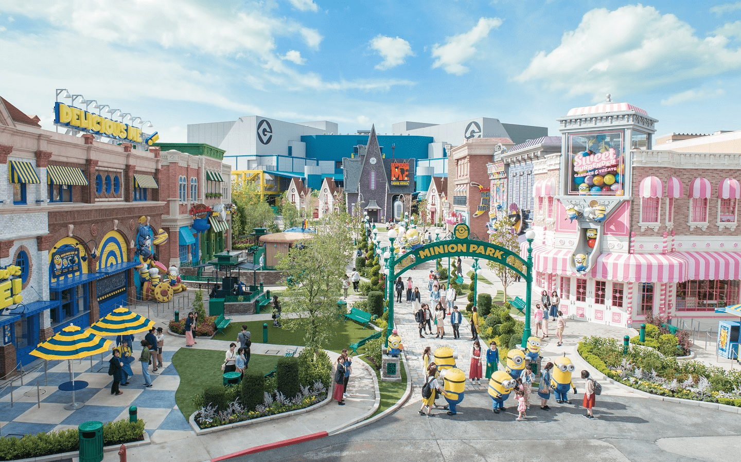 Universal Studio Japan, Universal Studio Japan Introduces First Pokemon Project